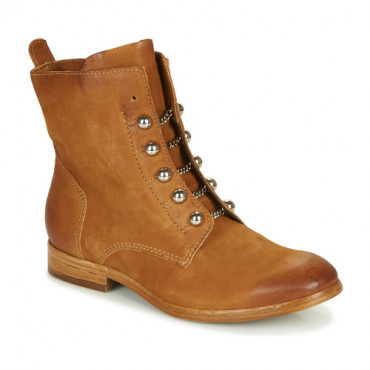 MJUS BOTTINE M01208 CAMEL